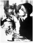 Barbara Mullen, Pavillon Restaurant, NYC, Harper´s Bazaar, 1950