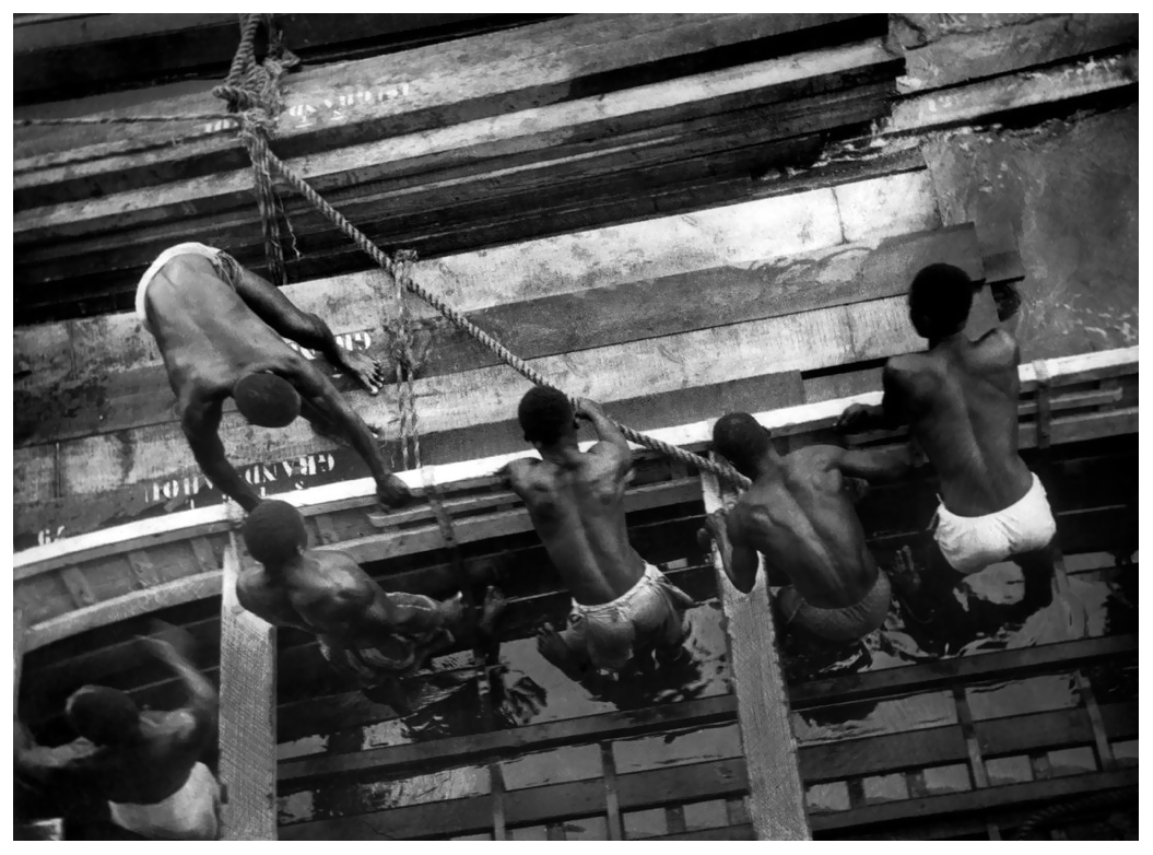 Grand Lahou, Abidjan, Côte d'Ivoire (1930-31), Henri Cartier-Bresson - Cultea