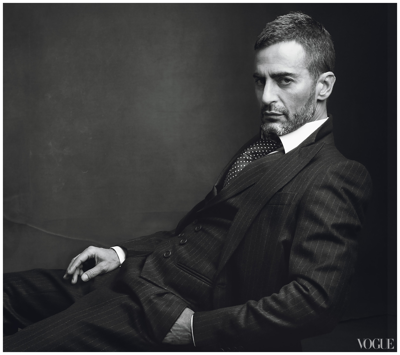 Marc Jacobs LV Photo Annie Leibovitz