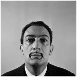 Salvador Dali, Studio Willy Rizzo, Paris, 1966 © Willy Rizzo b