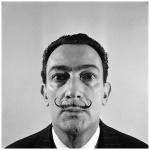 Salvador Dali, Studio Willy Rizzo, Paris, 1966 © Willy Rizzo c