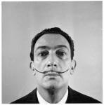 Salvador Dali, Studio Willy Rizzo, Paris, 1966 © Willy Rizzo