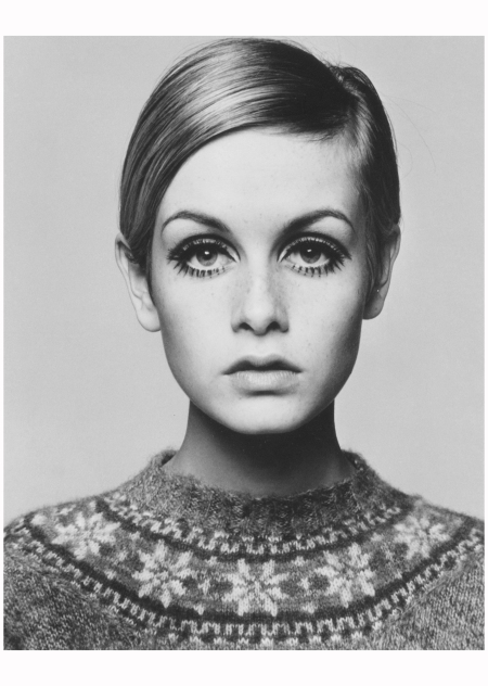 Twiggy, 1966 Photo Barry Lategan