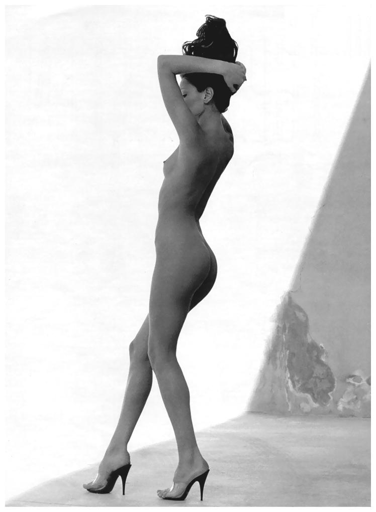 Teen nude model fucking