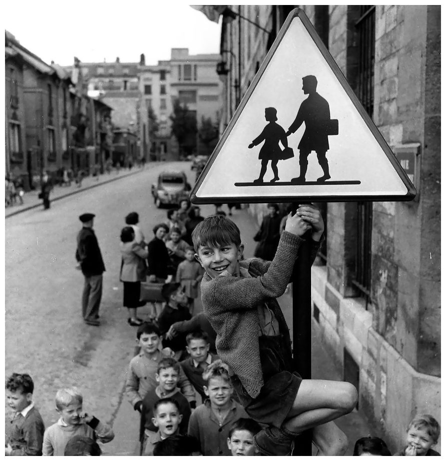 Robert Doisneau Photography Children Les écoliers de l...