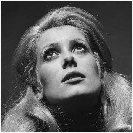 Catherine Deneuve Paris 1965 © Willy Rizzo
