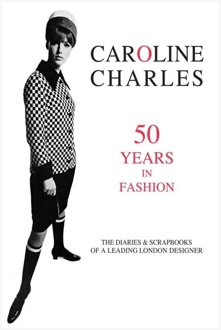 Cover del Libro con Model Chrissie Shrimpton