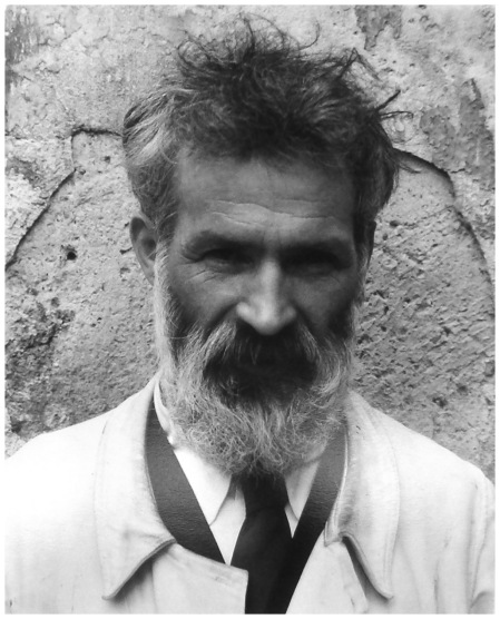Edward Steichen - Constantin Brâncuși 1922