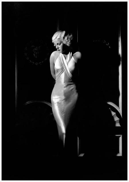 George Hurrell - Jean Harlow 1932/35 Kobal
