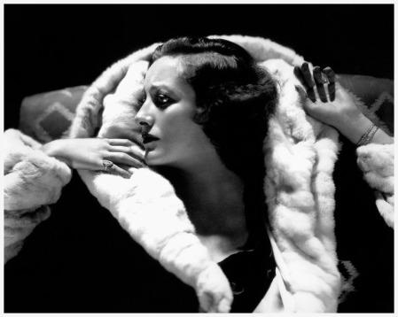 Photo George Hurrell - Joan Crawford 1934