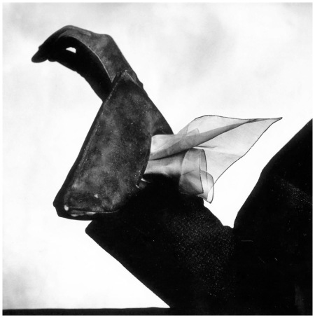 Irving Penn Kerchief Glove (Dior), Paris, 1950