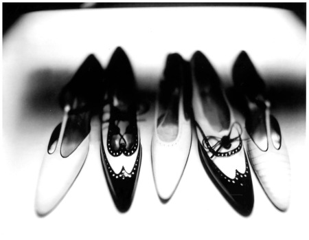 Irving Penn - Spanish Shoes, New York, 1963