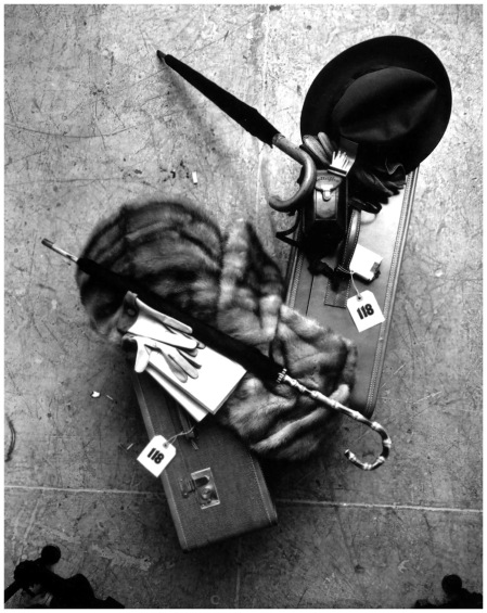 Irving Penn - Vogue Luggage, New York, March 24, 1948
