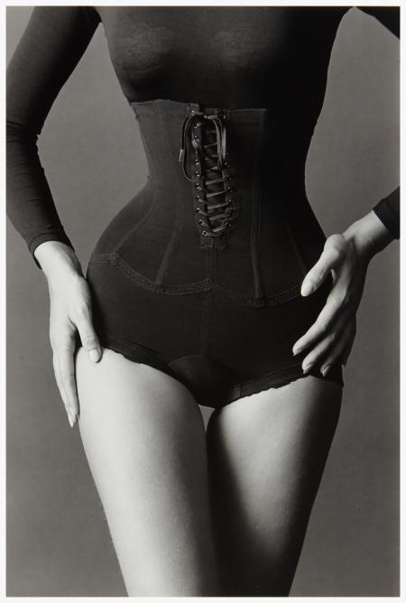 Jean Loup Sieff - Corset, New York, 1962