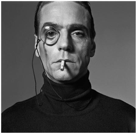 Jeremy Irons - Michel-Comte 1990