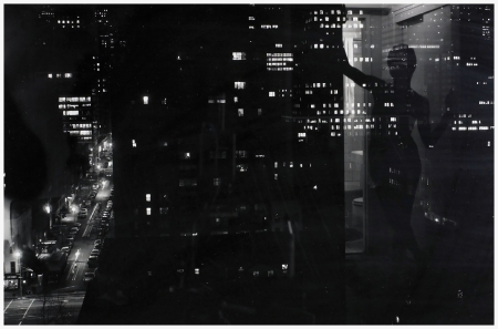 Night in NY, Nus de la Ville series 1977