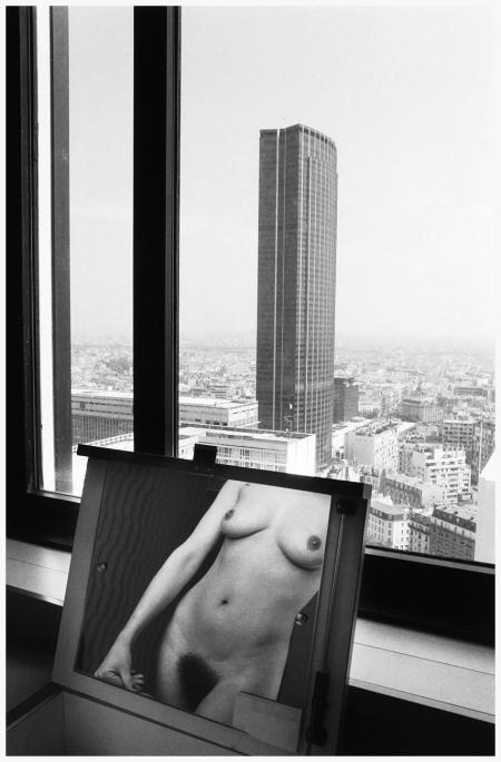 Coco at Montparnasse , Paris, 1975