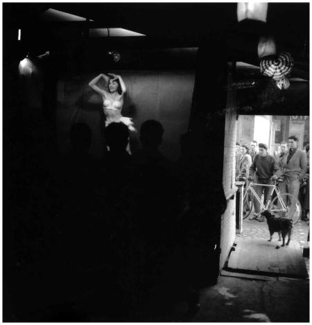 Robert Doisneau - Trépidante Wanda 1953 Photo Robert Doisneau