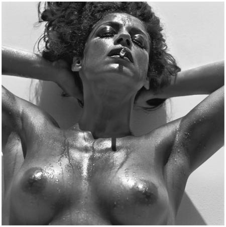 Sonia Braga - vogue -brasil Photo Michael Comte 1991