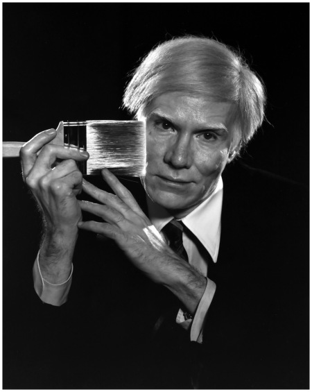 Yousuf Karsh - Andy Warhol, 1979