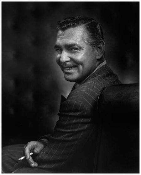 Yousuf Karsh - Clark Gable, 1948