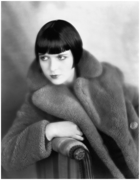 Louise Brooks 1927 - Photo by Eugene Robert Richee