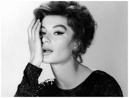 Anouk Aimée in La Dolce Vita directed by Federico Fellini, 1960