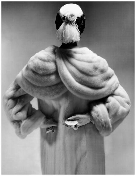 Erwin Blumenfeld - Vogue 1953