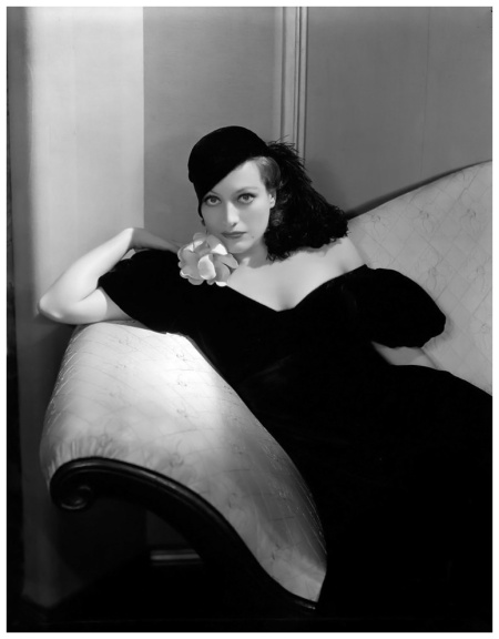 Joan Crawford Photo George Hurrell 1931