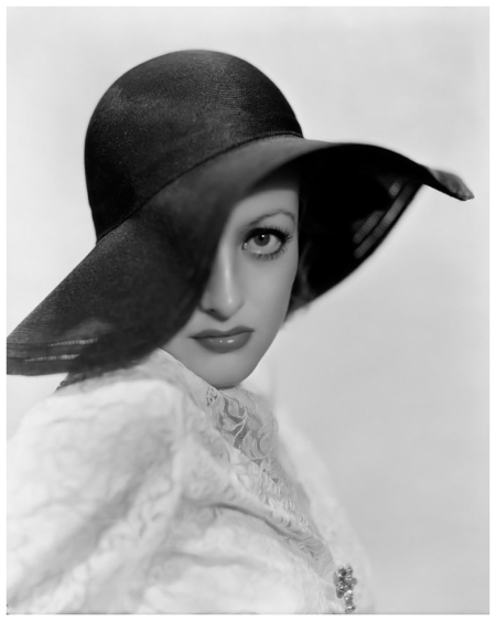 Joan Crawford Photo George Hurrell 1932