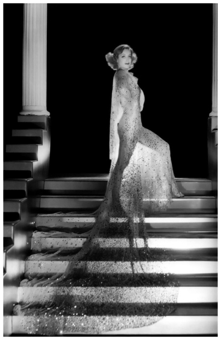 Joan Crawford Photo George Hurrell 1933 b