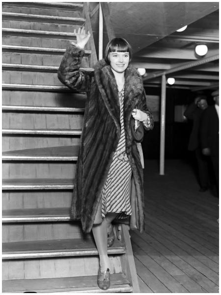 Louise Brooks 1929
