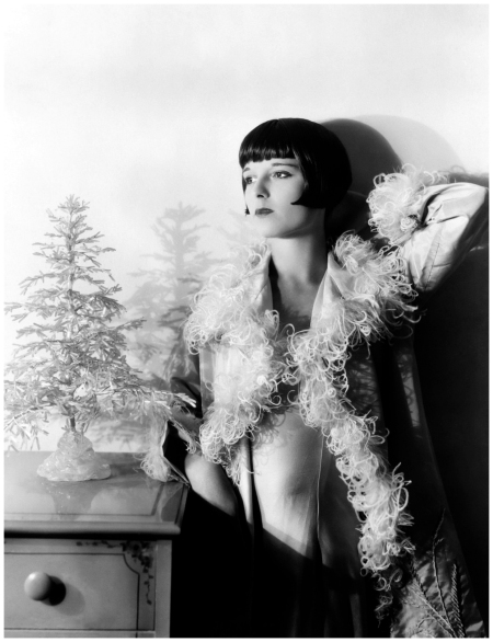 Louise Brooks - Photo  John Springer