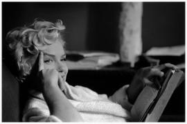 Marilyn Monroe, New York (1956)