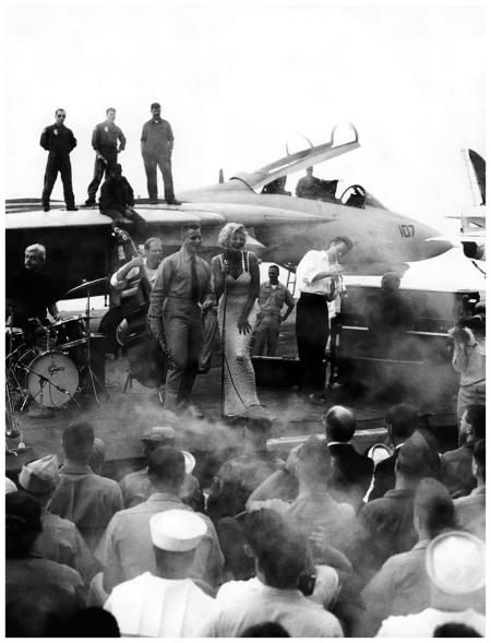 Peter Lindbergh March 1995 Linda Evangelista as Marilyn