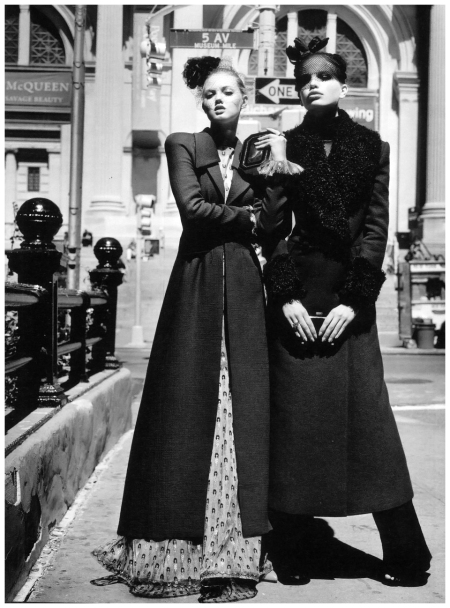Ph. Alasdair McLellan Daphne Groeneveld and Lindsay Wixon 2011 c