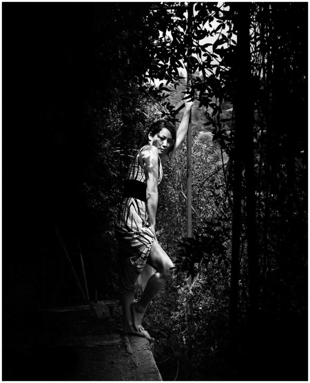 Photo Carter Smith Lucy Liu (2009)