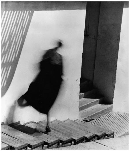 Photo Minor White, Movement Studies Number 56, 1949