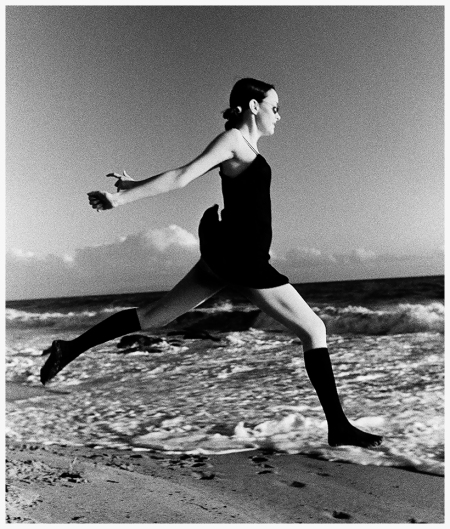 Photo Todd Burris Leaping ocean - 1994