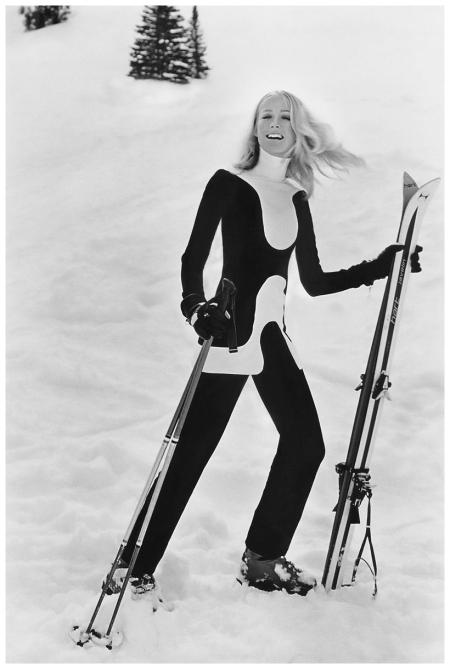 Photo Toni Frissell, Vogue, November 1970