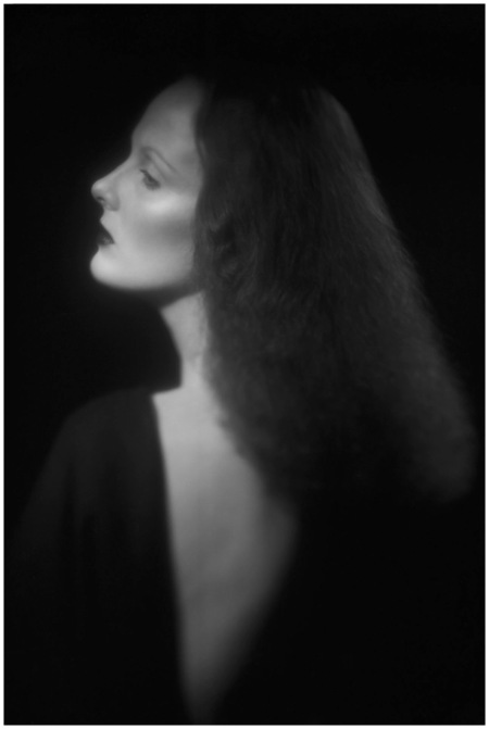 Photo Willie Christie Grace Coddington 1973