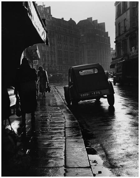 Rue des Plantes, Paris, 1950