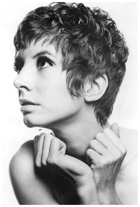 1967 - Sassoon's Greek Goddess hairstyle