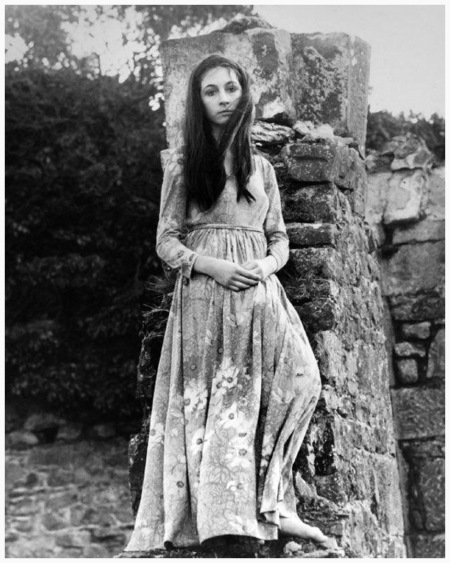 Angelica Huston at age 16 in Ireland, 1968 Eve Arnold