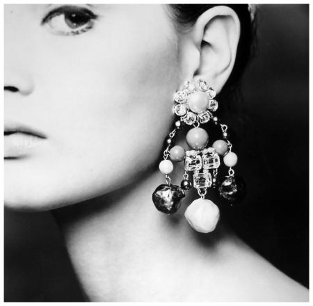 Celia Hammond, Photo by Terence Donovan 1966
