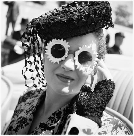 Concours d'élégance au Trocadéro en 1939 Photo Roger Schall