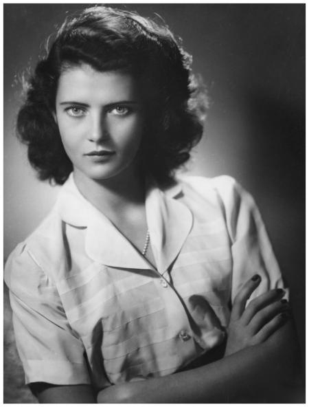 Domitilla Ruspoli Salviati P.ssa 1945_50 circa - Foto Arturo Ghergo