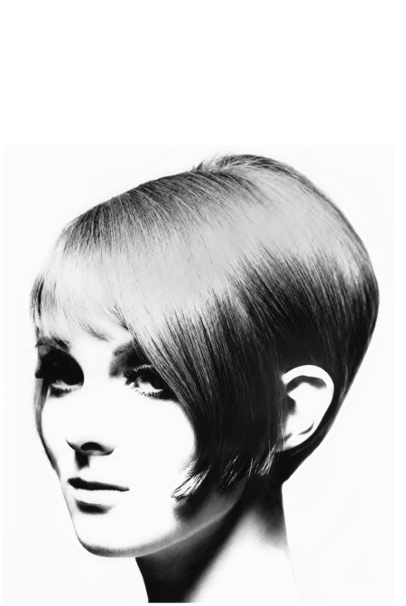Graduated Bob Photo By Rex Features Vidal Sassoon 1963