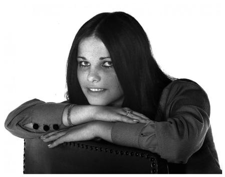 Ilona Staller, poi Cicciolina, in una foto del 1969