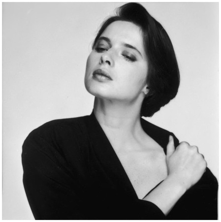 Isabella Rossellini Photo Terry O'Neill 1984